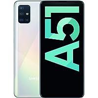 Samsung Galaxy A51 - débloqué 4G (6,5 pouces - 128 Go - android) - blanc