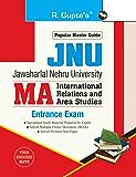 JNU : MA (International Relations and Area Studies) Entrance Exam Guide