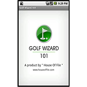 Golf Wizard 101: Amazon co uk: Appstore for Android