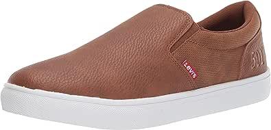 Levi's Mens Jeffrey 501 Slip-on cerato Casual Sneaker
