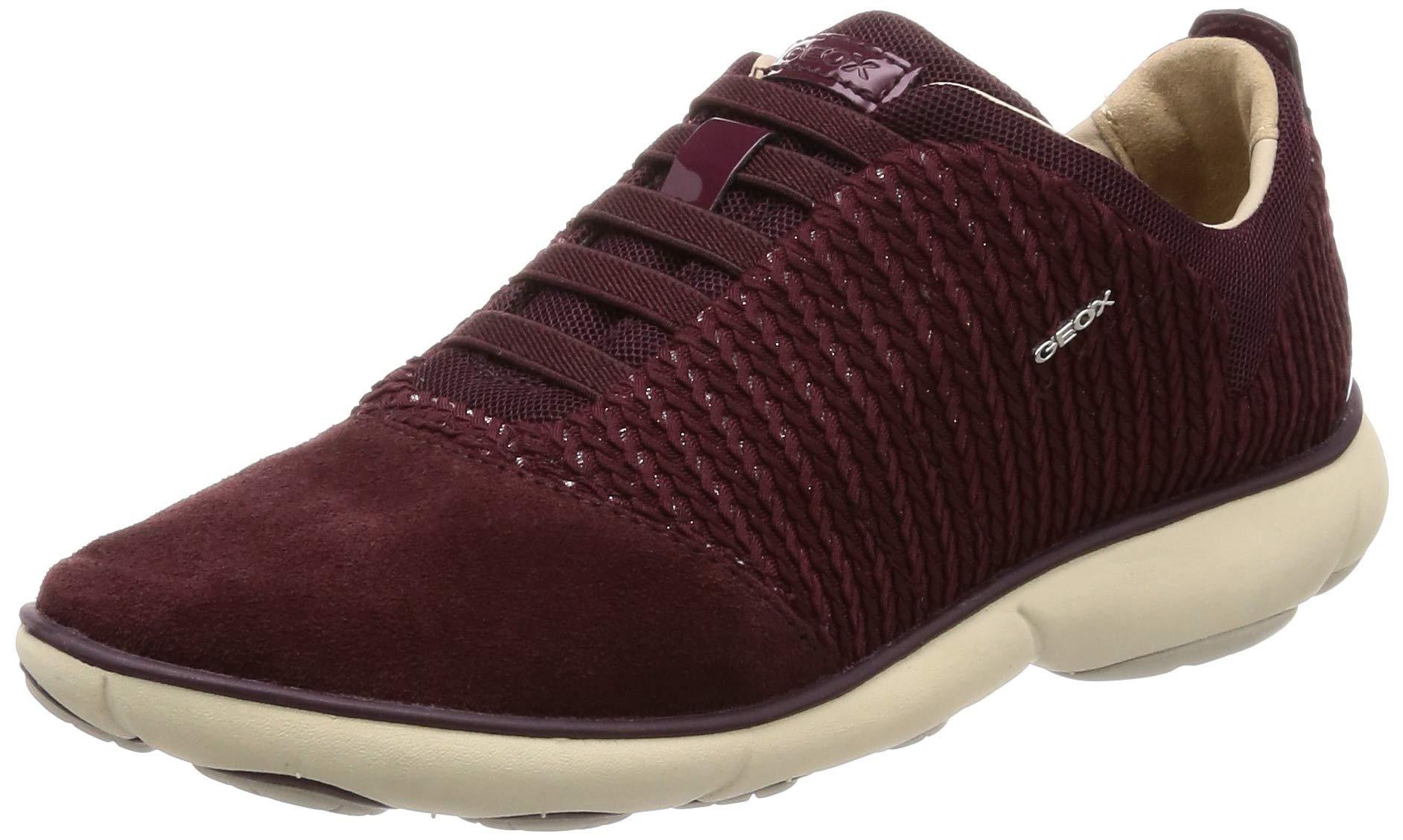 Geox Damen D Nebula C Sneaker 22