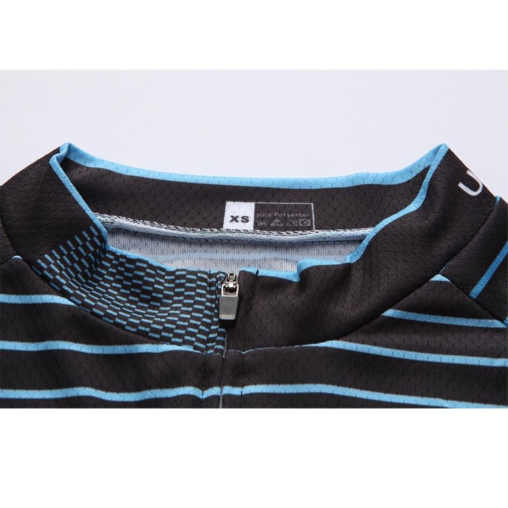 7f5c6f3e5737 Uglyfrog Abbigliamento Ciclismo Set, Nuova Collezione Estivo Abbigliamento  Sportivo per Bicicletta Maglia Manica Corta + Pantaloni Corti per Uomo