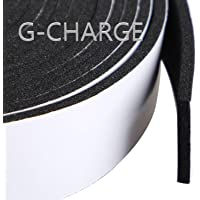 G-Charge Single Side High Density Self Adhesive Foam Seal Tape, Weather Stripping Doors and Window Insulation…