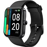LIFEBEE Smartwatch Orologio Sportivo Fitness Tracker 1,69'' Full Touch Uomo Donna con Alexa Integrata Saturimetro(SpO2…
