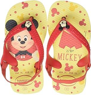 Havaianas Unisex Babies/' Disney Classics Ii Flip Flops