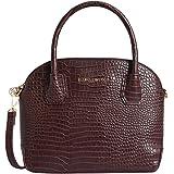 Lino Perros Faux Leather Handbag
