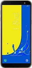 Samsung Galaxy J6 (2018) Smartphone, Gold, 32 GB espandibili, Dual sim [Versione Italiana]