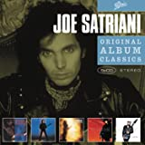 Original Album Classics : Not of This Earth / Flying in a Blue Dream / The Extremist / Joesatriani / Crystal Planet (Coffret
