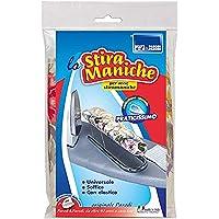 Parodi & Parodi, Lo Stira Maniche, art. 237, mini copriasse universale con elastico per maniche, in cotone 100% lavabile…