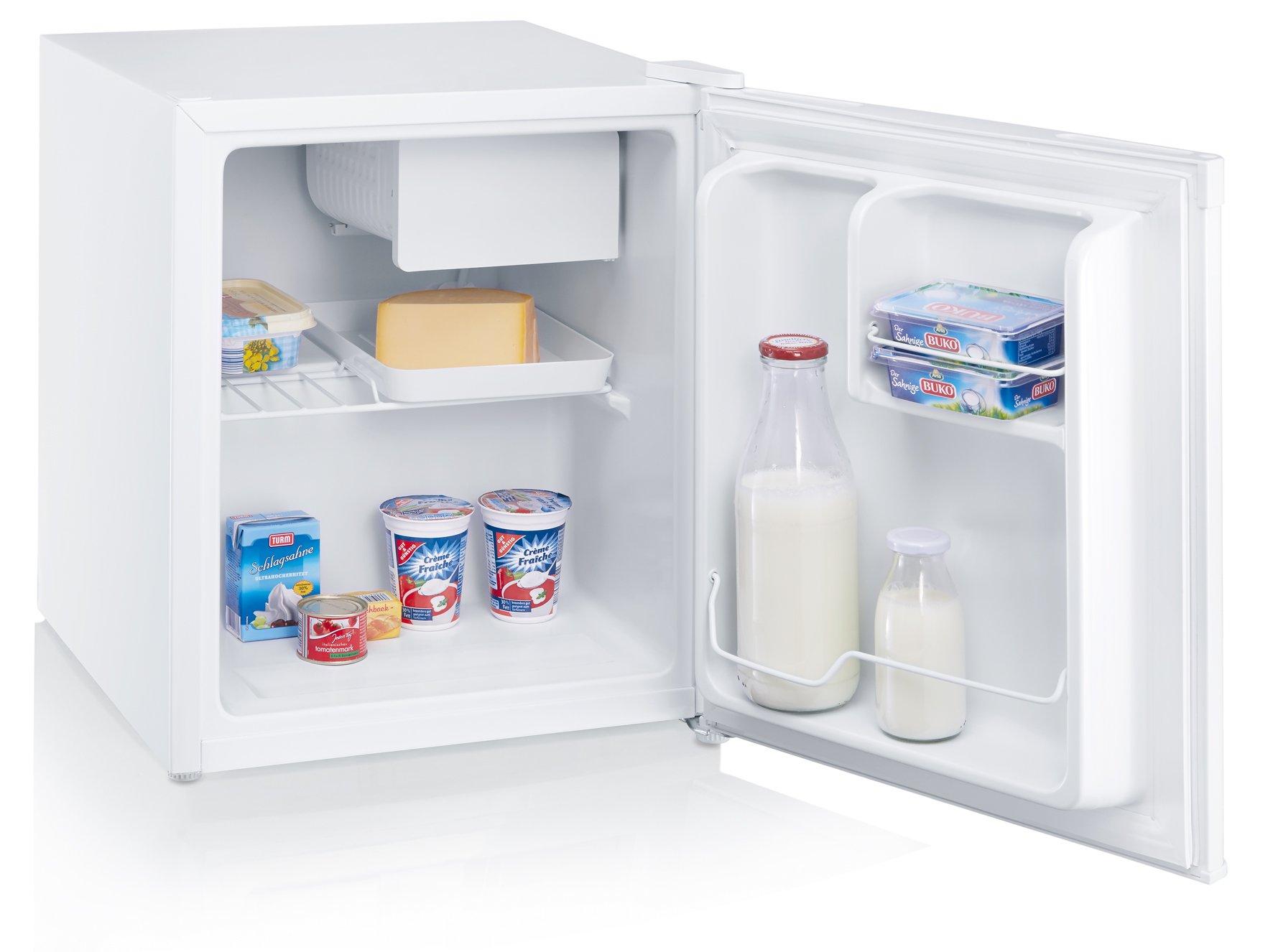 Piccolo Frigo Da Ufficio : Exquisit kb45 mini frigo bar con congelatore a silenzioso 47l