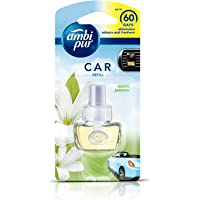 Ambi Pur Exotic Jasmine Car Freshener Refill (7.5 ml)