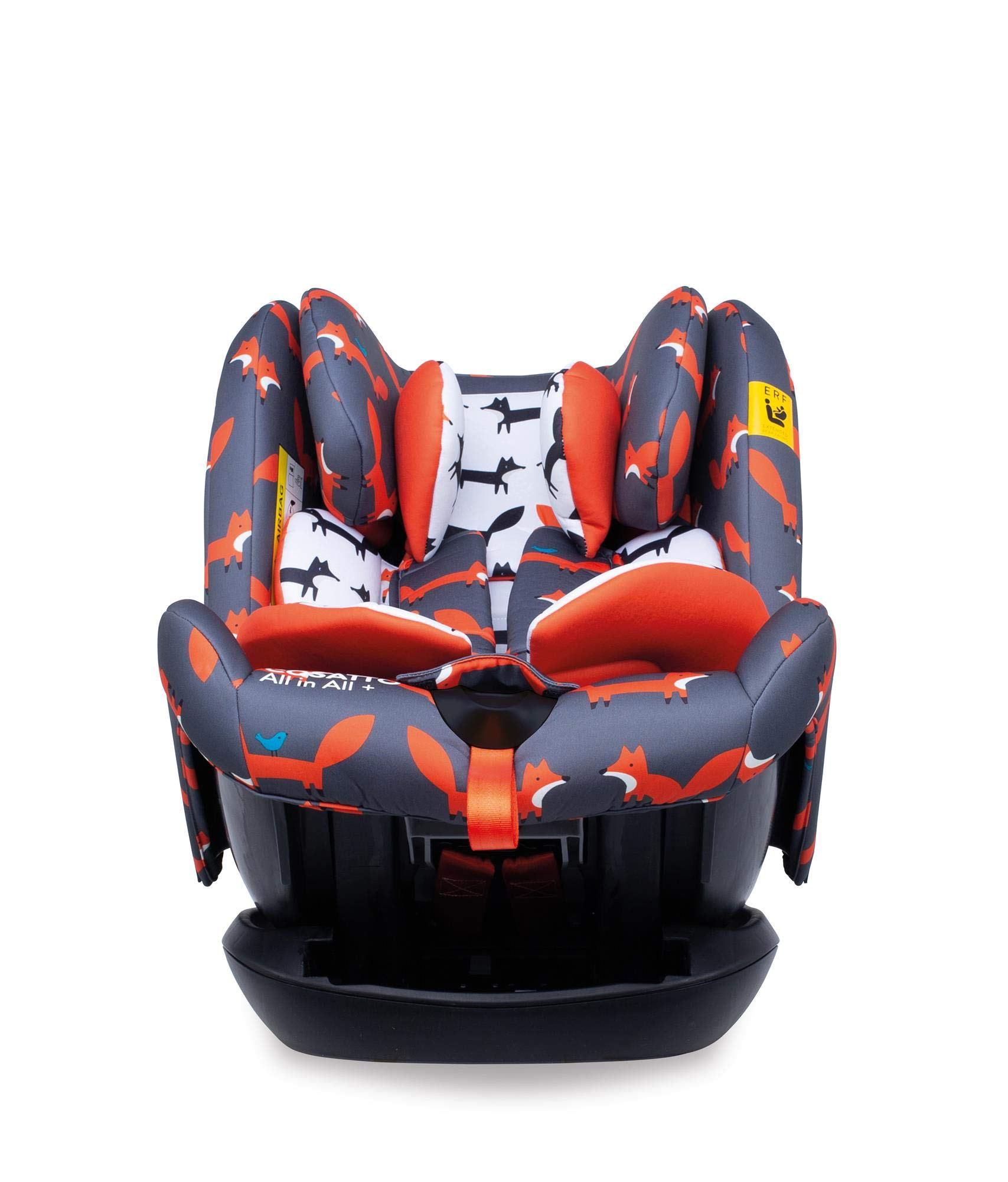 Cosatto CT4241 All in All + Group 0+123 Car Seat Mister Fox 8.9 kg Cosatto Extended rear facing Suitable for all stages Extra security 2