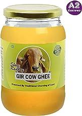 Shree Radhey Gir Cow ghee A2 Gir Cow Quality Ghee, 500ml (Gir Cow pqGhee-450)