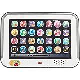 Fisher-Price CDG57 - Lernspaß Tablet Spielzeug, Kindertablet und Lernspielzeug mit mitwachsenden Spielstufen, Spielzeug…