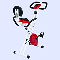 Powermax Fitness BX-110SX Bike with Back Rest
