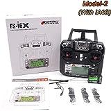 Transmisor Flysky FS-i6X 10CH 2.4GHz AFHDS RC con Receptor FS-iA6B