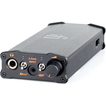 iFi Micro iDSD Black Label DAC and Headphone Amplifier/Preamp With MQA and DSD. Desk and Portable Use With Smartphones/DAPs/Tablets/Laptops, Via USB/SPDIF/Coaxial/Optical / 3.5 AUX/RCA (Standalone)