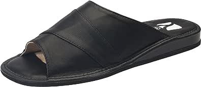 Bosaco Pantofole Vera Pelle Uomo M002