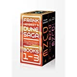 Dune 3 Copy Box Set: Dune, Dune Messiah, and Children of Dune