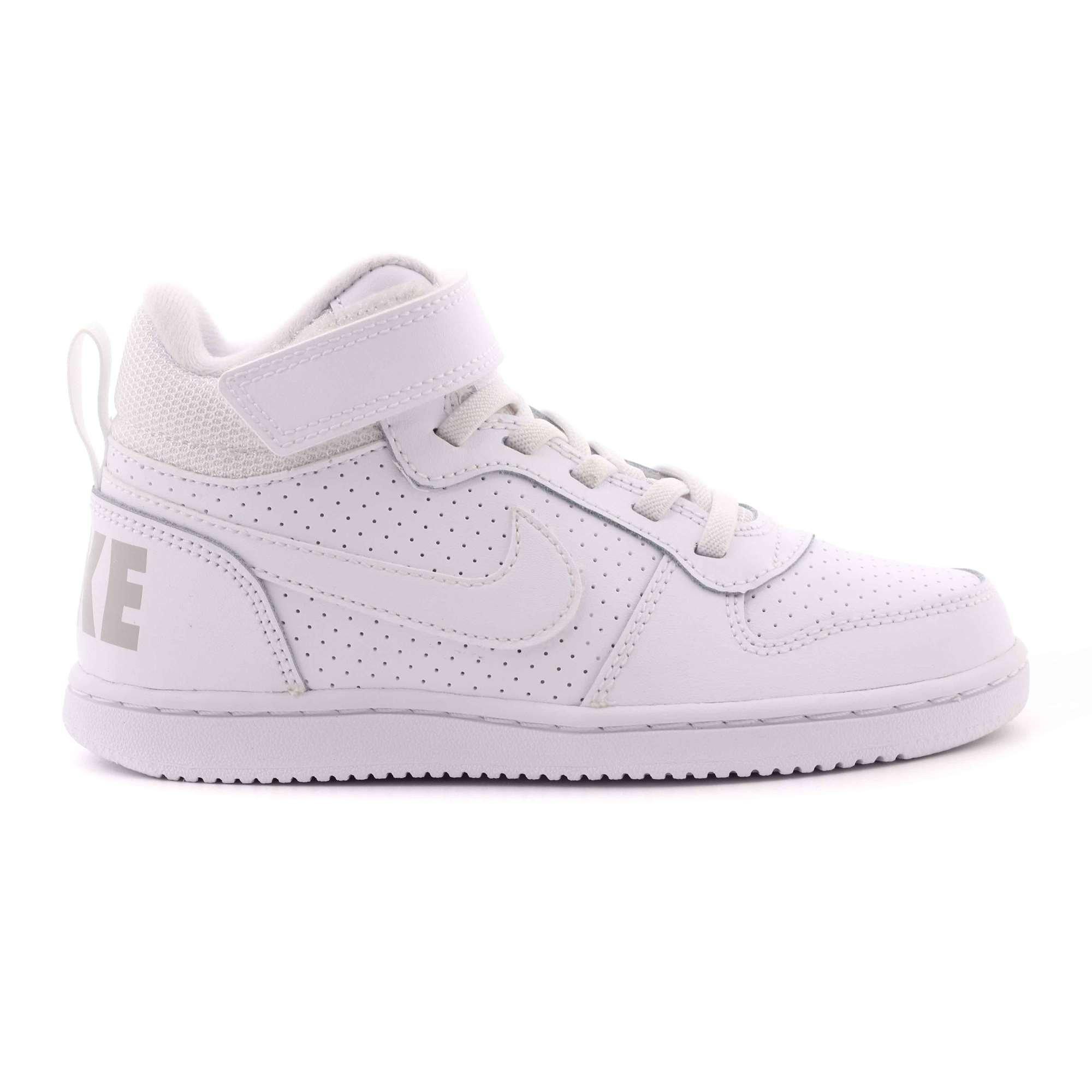 wholesale dealer 55915 d229c Nike Court Borough Mid (PSV), Scarpe da Basket Bambino - Face Shop