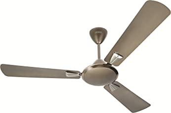 Usha Striker Galaxy 1200mm 80-watt Goodbye Dust Ceiling Fan with Anti Dust Feature (Silver Sage)