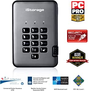 Istorage Is Dap2 256 5000 C G 5tb Diskashur Pro2 Computer Zubehör