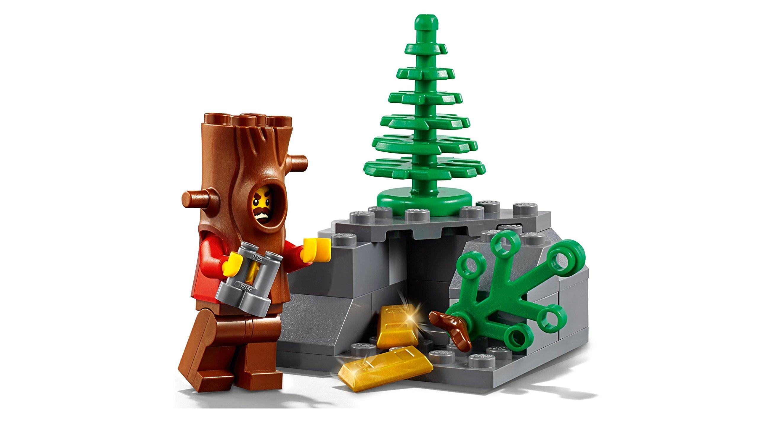 LEGO- City PoliceQuartier Generale della Polizia di Montagna, Multicolore, 60174 4 spesavip