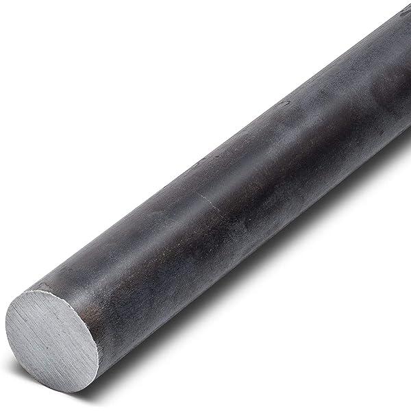 Rundstahl 42CrMo4 QT 1.7225 blank gezogen gesch/ält h9 C//SH Durchmesser /Ø 25mm x 500mm