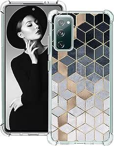 Marmor Handyhülle Kompatibel Mit Samsung Galaxy S20 Fe Elektronik