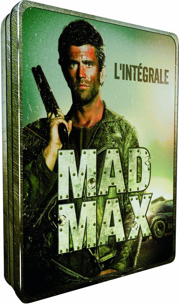 Trilogie mad max : mad max 1 ; mad max 2 : mad max 3 [Edizione: Francia]