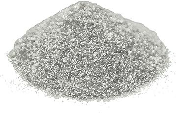 Asian Hobby Crafts Glitter Sparkle Powder, Silver (100g)