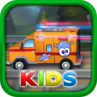 Little Ambulance in Action Kids: 3D Fun Exciting Driving for Kids with Cute Emergency Car