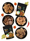 Ketofy - Keto Namkeen Pack (1.5Kg) | Pack of 6 Delicious Keto Namkeens