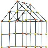 Konstruktionsspielzeug Material Build Castles Of Various Shapes And Sizes,röhrenbaukasten Multiple Uses Stimulate Creativity