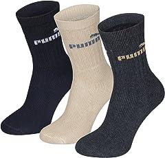 Puma Kinder Socke Sport Junior, 3er Pack