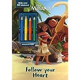 Disney Moana Follow Your Heart
