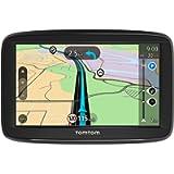 TomTom Navigatore Satellitare per Auto Start 52, con Mappe Europa, Aggiornamenti Tutor e Autovelox di Prova, Supporto…