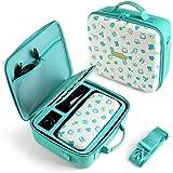 Switch Travel Carrying Case, solución de sub-paquete, bolsa de transporte de carcasa rígida protectora de lujo Se adapta al c