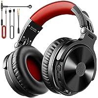 OneOdio Bluetooth Kopfhörer Over Ear [Bis zu 110 Stdn & BT 5.2] Bass Kopfhörer Kabellos mit Mikrofon für Freisprechen…