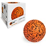 Blackroll Orange Selbstmassagerolle Blackball-orange Selbstmassage-Ball, 12 cm, 8050090