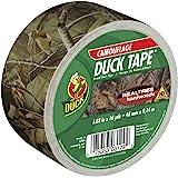 ShurTech Duck Tape 1409574 plakband, bedrukt, plakband, Realtree-camouflage-motief, 4,8 cm x 9,2 m, 1 rol