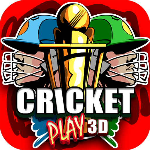 Live-cricket-spiel (Cricket Play 3D - Live The Game (World Team Challenge '14 Free))