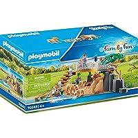 Playmobil Famille de Lions avec végétation 70343