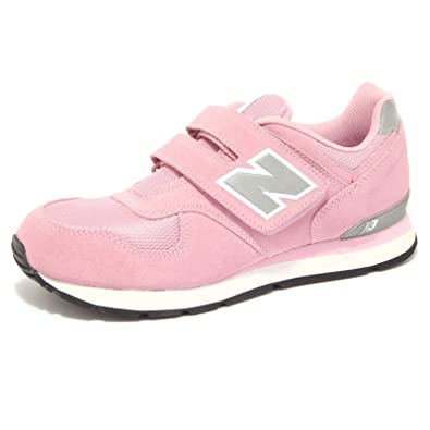 7817Q sneaker donna NEW BALANCE rosa shoe woman