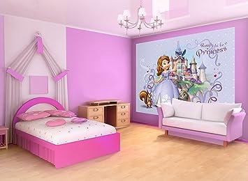 D co chambre princesse sofia - Chambre de princesse adulte ...