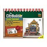 The CityBuilder Corner SUPERMART Model Making Kit by SAM Toys