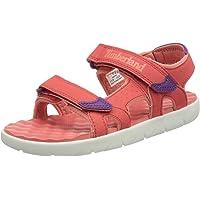 Timberland Unisex Kid's Perkins Row 2-strap (Junior) Open Toe Sandals