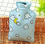 MosQuick® Portable Hot Water Bag Small for Babies, Kids & Adults - 1 Pc Blue (Print May Vary)