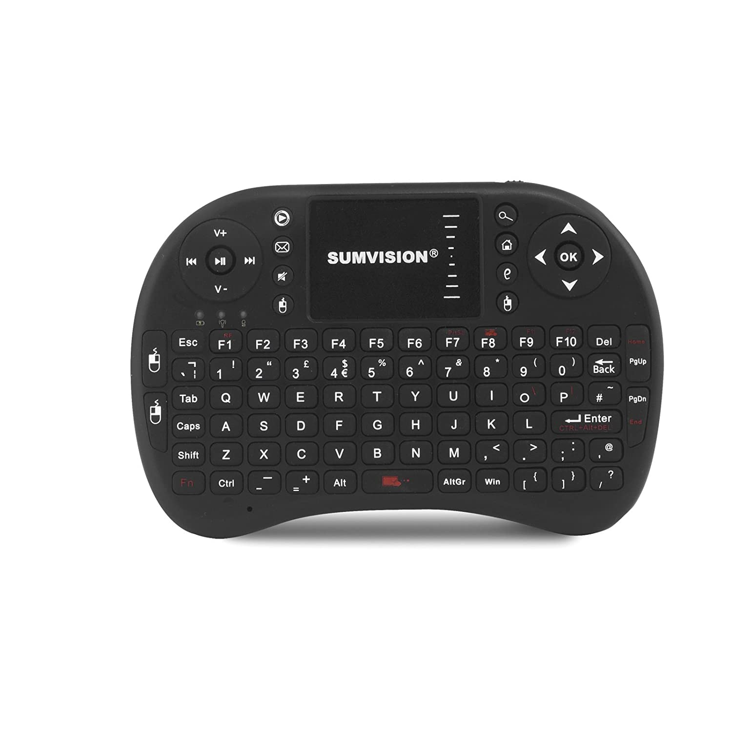 Computer input devices has introduced freestyle a range - Sumvision Cyclone Wireless Air Mouse Pc Android Amazon Co Uk Computers Accessories
