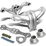 DNA MOTORING HDC SB Exhaust Header Manifold for Chevy SBC Small Block V8
